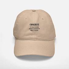 We have a congress? Baseball Baseball Cap