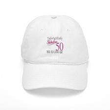 50th Birthday Gifts Baseball Cap