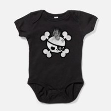 Cute Punk Baby Bodysuit