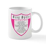 Sexy Spots top 10 Mug