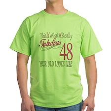 48th Birthday Gifts T-Shirt