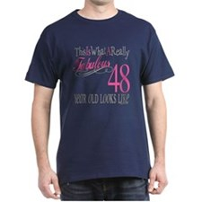 48th Birthday Gifts T-Shirt