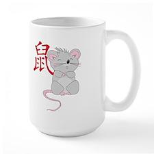 Rat with Character Mug