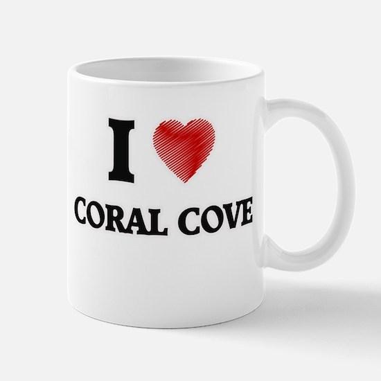 I love Coral Cove Florida Mugs