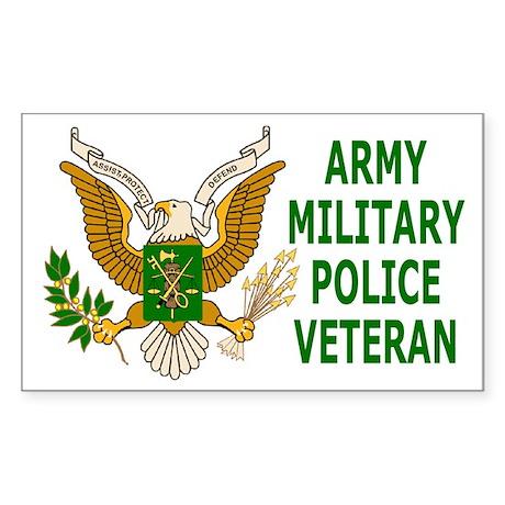 Military Police Corps <BR>Veteran Sticker