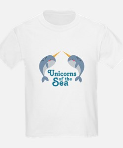 Unicorns Of Sea T-Shirt