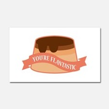 Your Flantastic Car Magnet 20 x 12