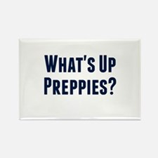 What's Up Preppies? Magnets