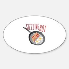Sizzling Hot Decal