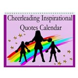Cheerleading Wall Calendars