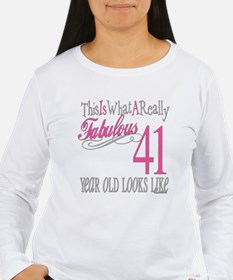 41st Birthday Gifts T-Shirt