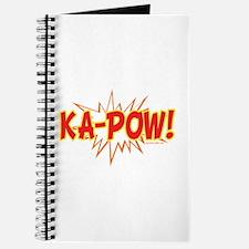 Ka-Pow Journal