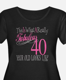 40th Birthday Gifts T