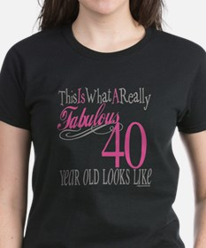 40th Birthday Gifts Tee
