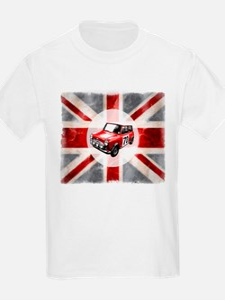 Union Jack and Mini T-Shirt