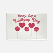 Lollipop Day Magnets