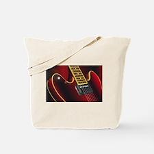 Frets Tote Bag