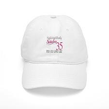 35th Birthday Gifts Baseball Cap