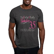 35th Birthday Gifts T-Shirt