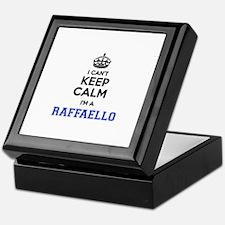 I can't keep calm Im RAFFAELLO Keepsake Box