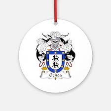 Ochoa Ornament (Round)