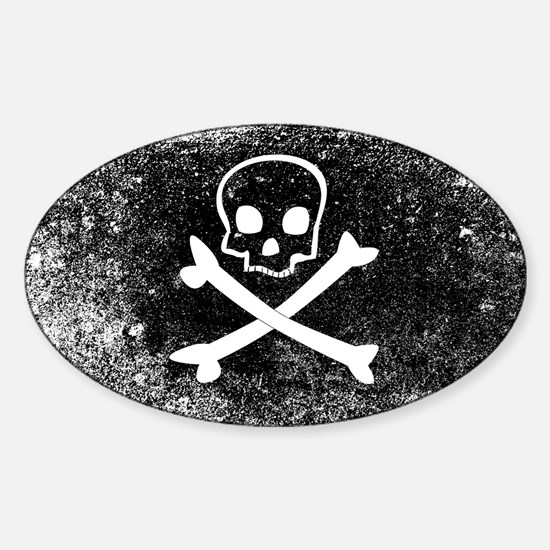 Jolly Roger Decal