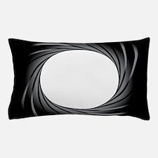 Rifled Barrel Pillow Case