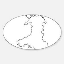Wales Decal