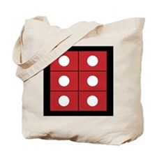 Funky Dotty Tote Bag