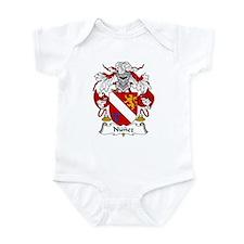 Núñez Infant Bodysuit