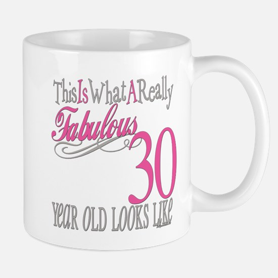 30th Birthday Gifts Mug