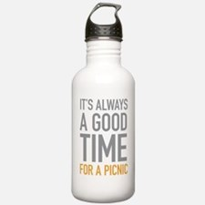 Picnic Time Water Bottle