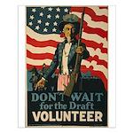 Volunteer!  Small Poster