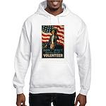 Volunteer! Hooded Sweatshirt