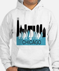 Chicago Sailing Hoodie