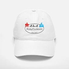 SayDyslexia Rally Baseball Baseball Baseball Cap