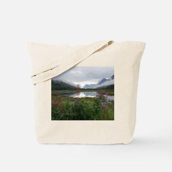 Portage Valley Tote Bag