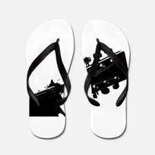 Guitarist Flip Flops