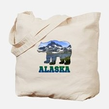 Alaskan Bear Tote Bag