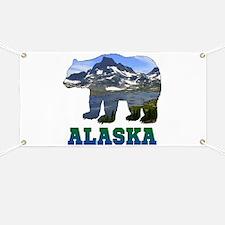 Alaskan Bear Banner