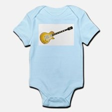 Gold Top Guitar Body Suit