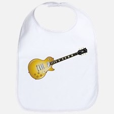 Gold Top Guitar Bib