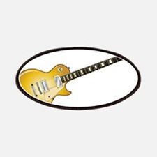 Gold Top Guitar Patch