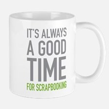 Scrapbooking Mugs