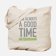 Scrapbooking Tote Bag