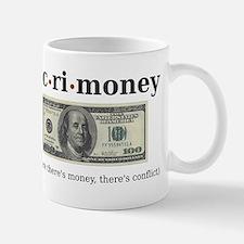 AcrimoneyT Mugs