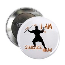 I Am Statistics Ninja! button