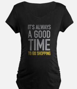 Go Shopping Maternity T-Shirt