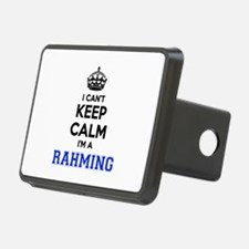 I can't keep calm Im RAHMI Hitch Cover