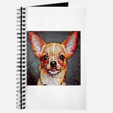 Chihuahua: A Portrait in Oil Journal